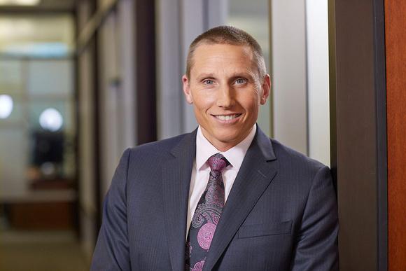 Professional Business Headshot of David Schauer