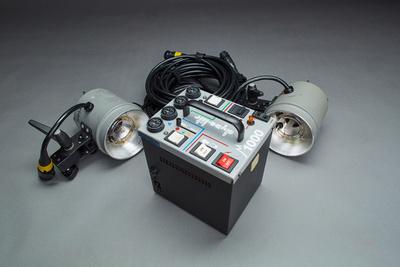 Dyna-lite M-1000 kit 2 heads