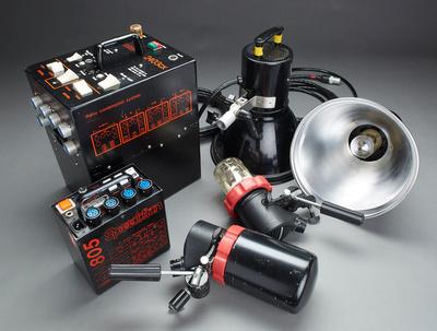 Speedotron Kit