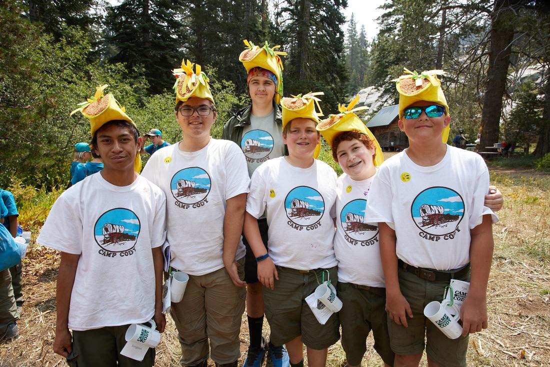 Camp Cody Patrols for GEC 007
