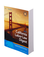 CA Labor Law Digest 2020 Right WIP