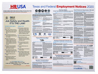 CC HR USA Tex Fed Employ Poster 2020 132 1