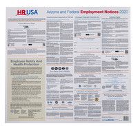 CC HR USA Arizonia Fed Employ Poster 2020 137 2