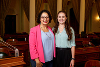 Assemblywoman Christina Garcia and Interns 212