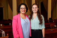 Assemblywoman Christina Garcia and Interns 211