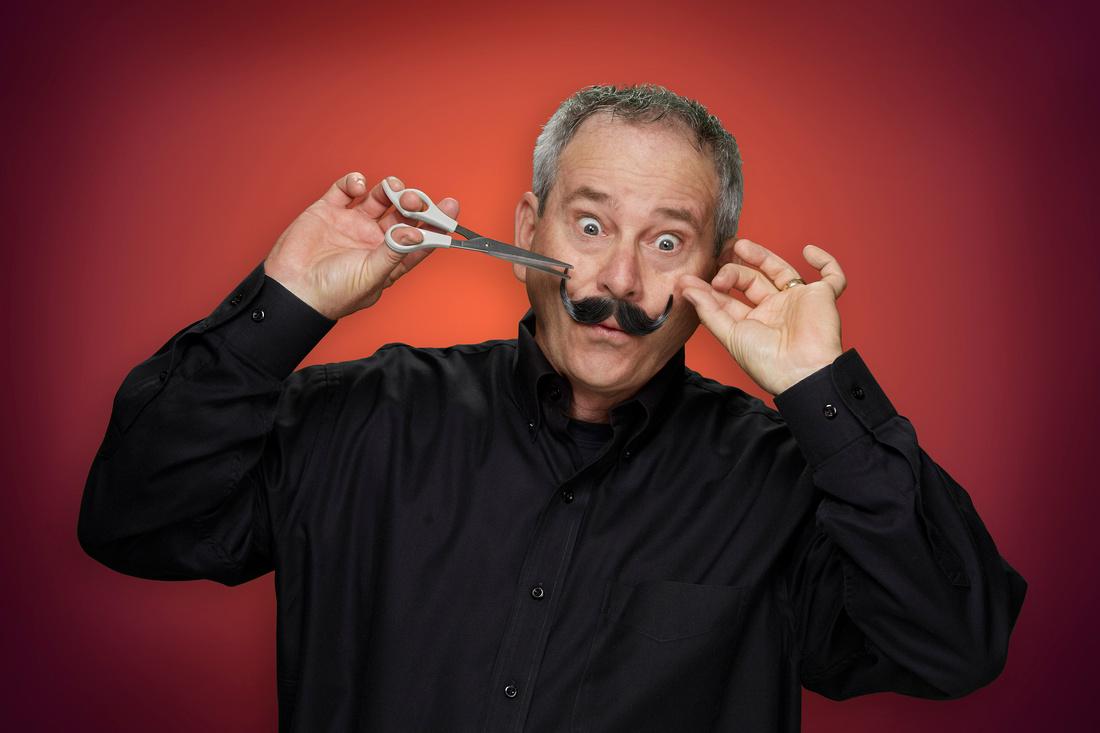 Tip#6 Trim your mustache