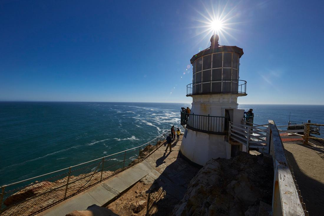 Point Reyes Lighthouse Station 078